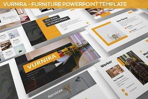 Vurnira - Furniture Powerpoint