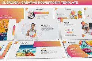 Clorama - Creative Presentation