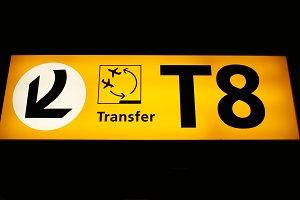 Transfer sign