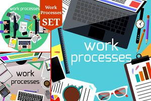 Set: Work Process Concepts