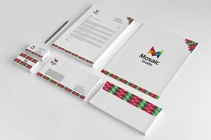 Mosaic Studio - Creative Stationery