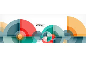 Abstract background - multicolored