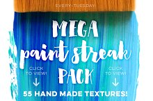 Mega Paint Streak Pack