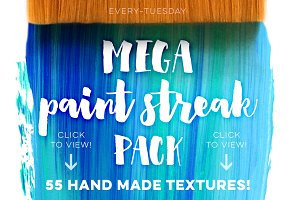Mega Paint Streak Pack