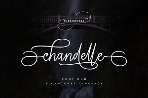 Chandelle (Discont 50%)