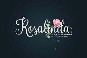Rosalinda Script