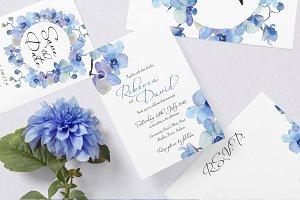 Wedding Invitation Suite - Rebecca