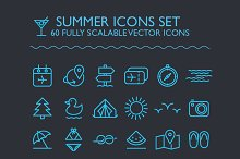 by  in Summer Icons