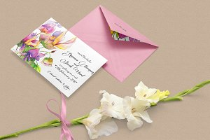 Wedding Invitation Suite - Ramona