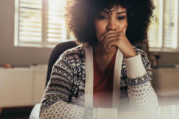 Pondering female designer thinking