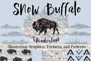 Snow Buffalo Wanderlust Collection