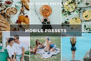 Mobile Presets Lightroom Pack I