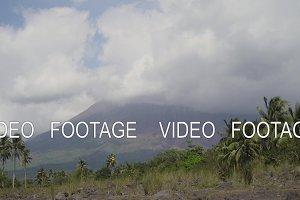 Mount Mayon vulcano, Philippines