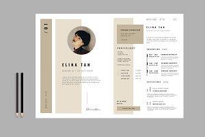 Clean Resume - Cv