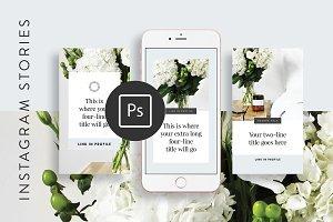 Instagram Stories Templates Adobe