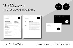 Williams Resume Template
