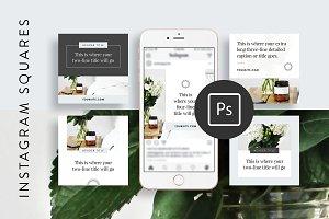 Instagram Post Templates Adobe