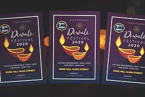 Diwali Fest Flyer