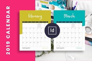 Calendar Lead Magnet for Adobe