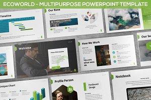 Ecoworld - Powerpoint Presentation
