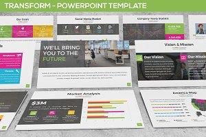 Transform - Powerpoint Presentation
