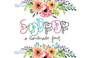 Sodpop Font