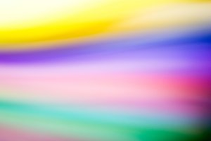 Abstract colorful lines.