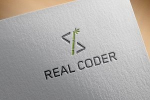 Real Coder Logo