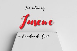 Fusewe typeface