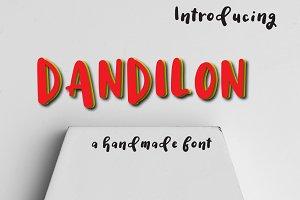 Dandilon Multilingual Typeface