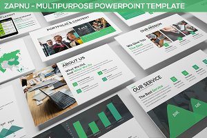 Zapnu - Multipurpose Powerpoint