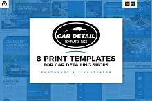 Car Detailing Templates Pack