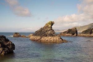 Beautiful seascape in Ferrol