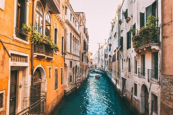 Architecture Stock Photos - Italy Venice Beauty