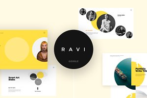 RAVI Google Slides Template
