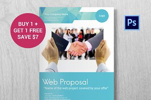Professional Web Proposal Template