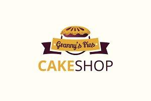 Cake Shop Logo