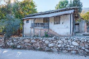 Turkish small hut