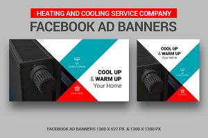 Heating Facebook Ad Banners