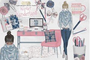 Winter Wonderland Planner Edition