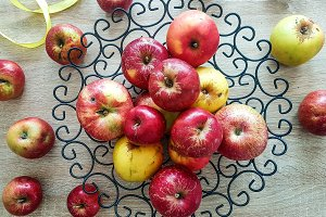 Early Autumn Apples