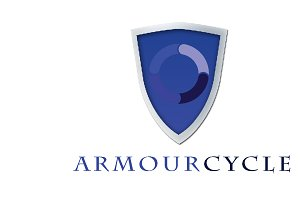 Armour Cycle Logo Template