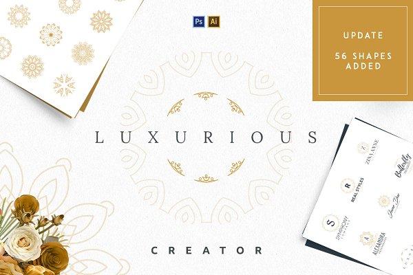 Luxurious Creator -50% off