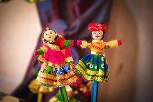 Rajasthan Cultural Dolls