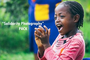 """Solidarity Photography""-Pack (40)"