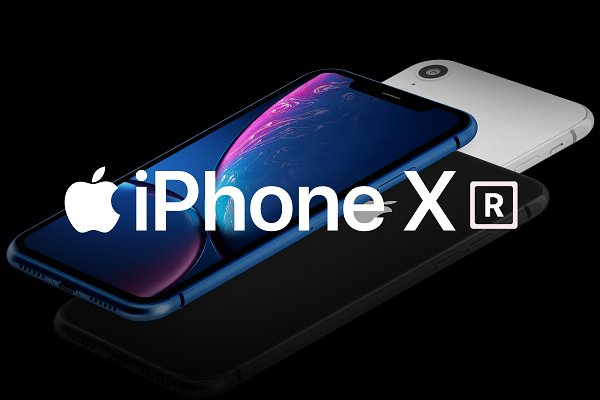 iPhone XR 2018 Mockup