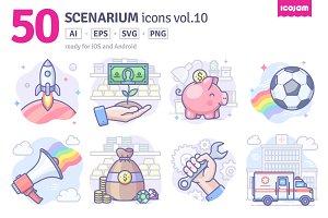 Scenarium icons vol.10