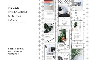 Hygge Social Media Pack