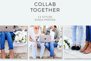 Collab Together (13 Images)