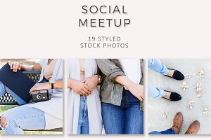 Social Meetup (19 Images)